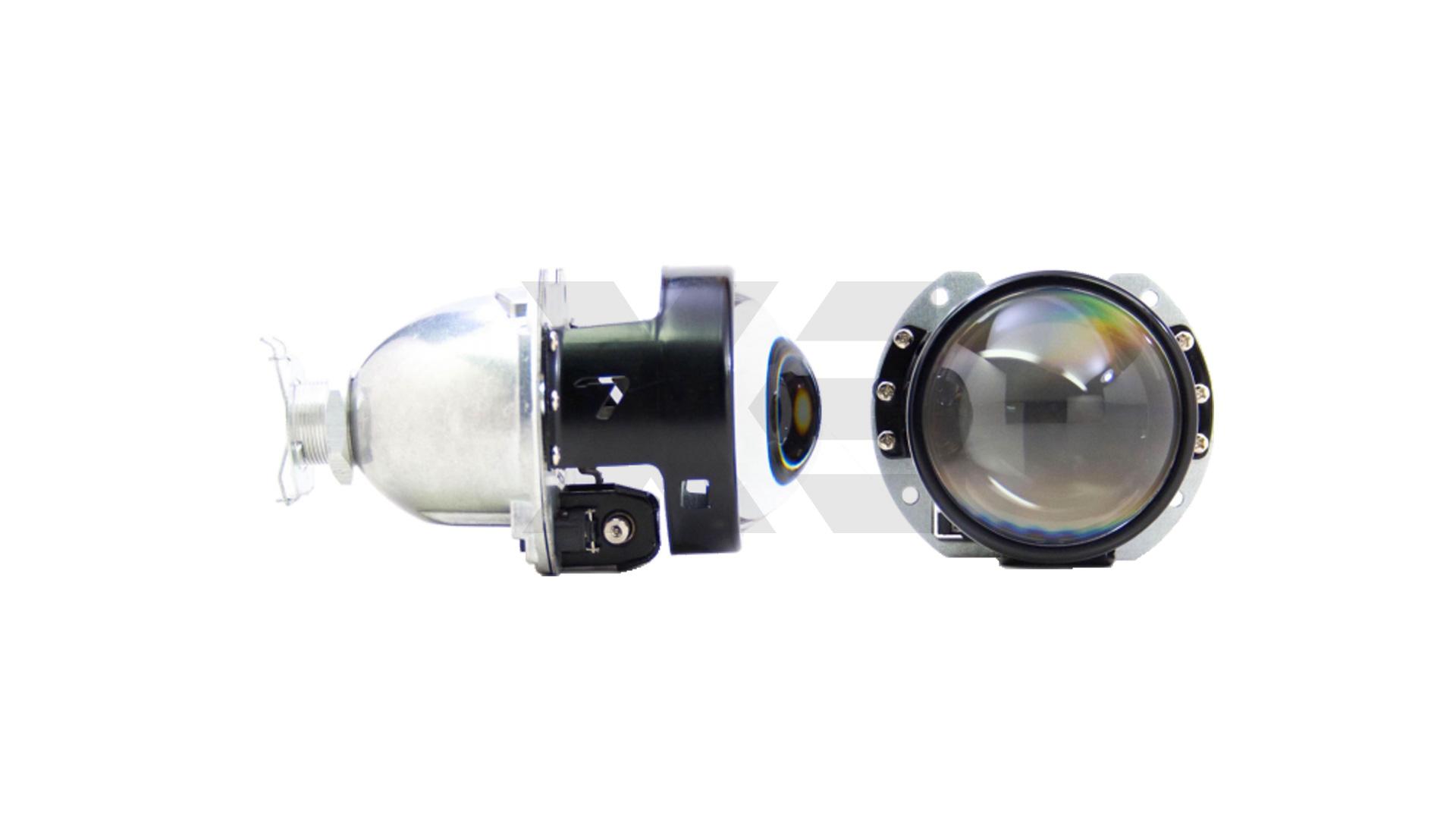 Bi-Xenon: Proiettori HID Morimoto Mini H1 7.0