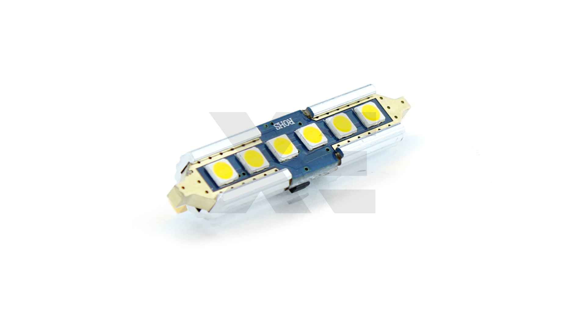C5W (Siluro) LED XE Gold per Luce Cortesia Bianco Caldo 4500k