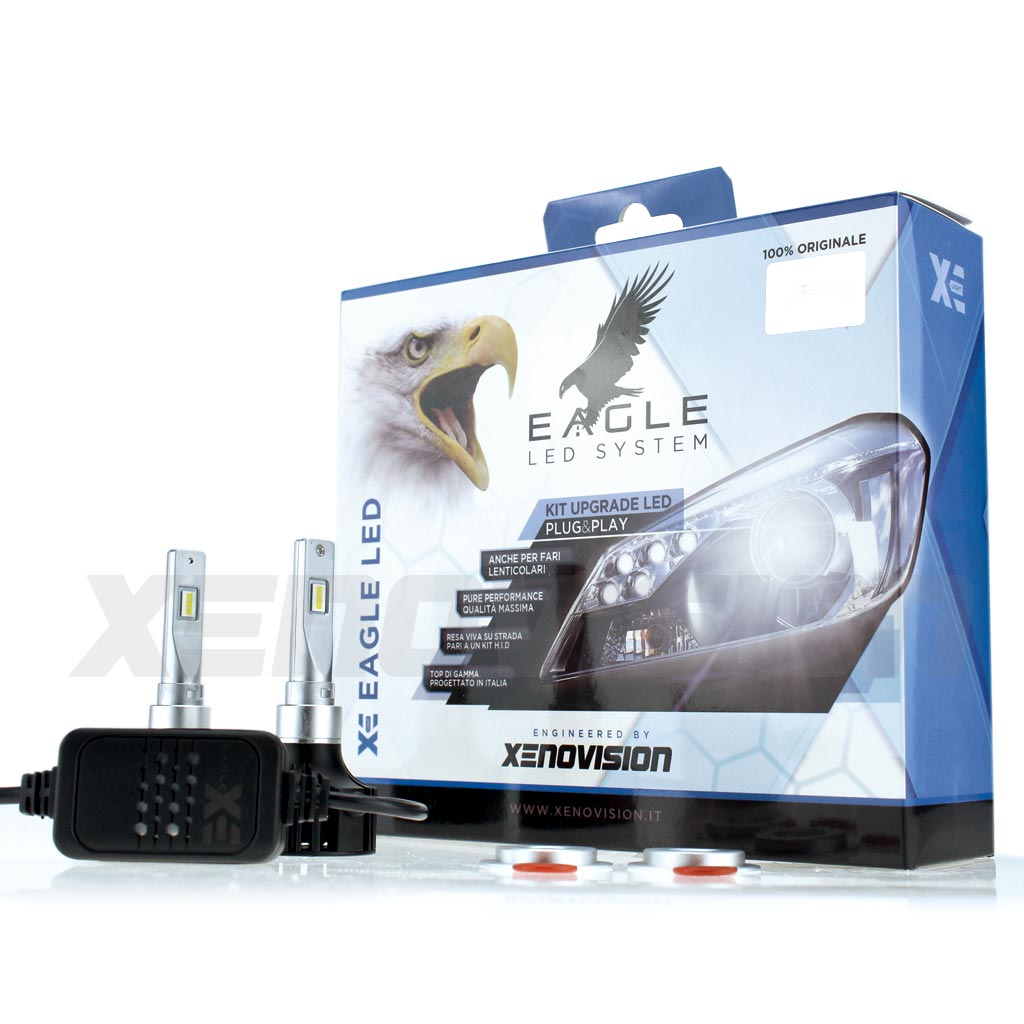 Eagle Kit LED Canbus | 24000Lm 6000K