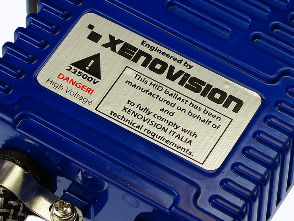 KET: Xenovision 18LG Light Computer 35W