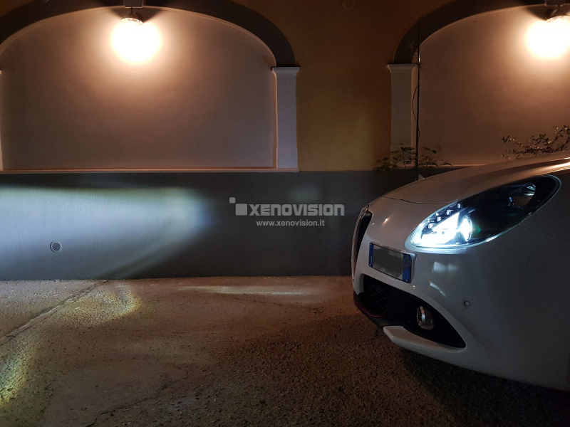 Kit LED Alfa Romeo Giulietta Anabbaglianti
