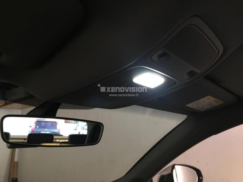 Kit Led Audi A3 (8V) - 2012 in poi - FULL - Bianco Lunare 6000k
