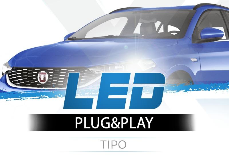Kit LED Fiat Tipo Anabbaglianti