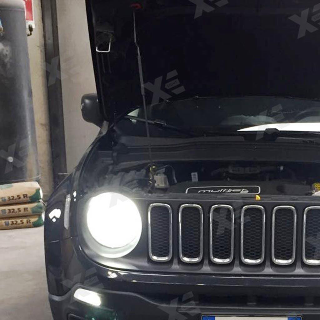 Kit Led Jeep Renegade Anabbaglianti Abbaglianti Xenovision