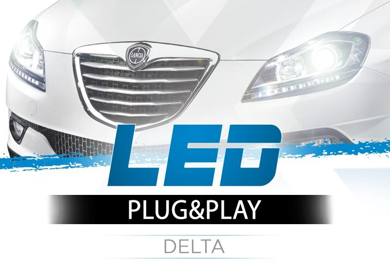 Kit LED Lancia Delta Anabbaglianti