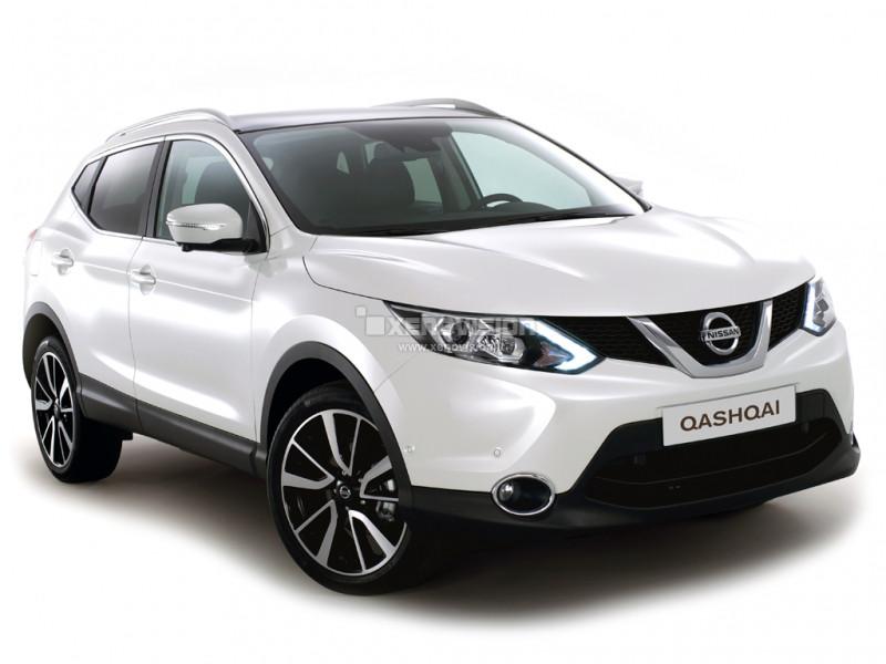 Kit Led Nissan Qashqai - 2014 in poi - BASE - Bianco Lunare 6000k