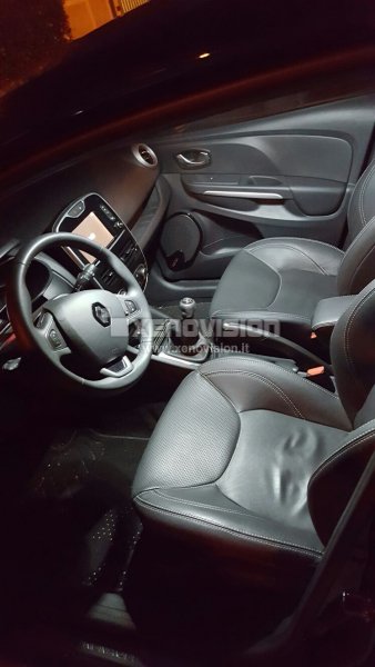 Kit Led Renault Clio IV - 2012 in poi - BASE - Bianco Lunare 6000k