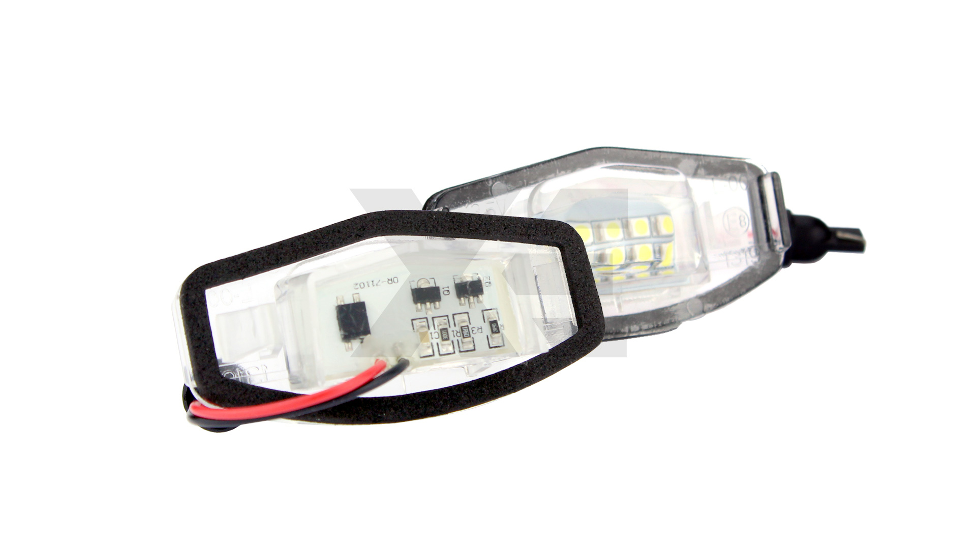 Kit Plafoniere Led Targa Honda Civic City Legend Accord