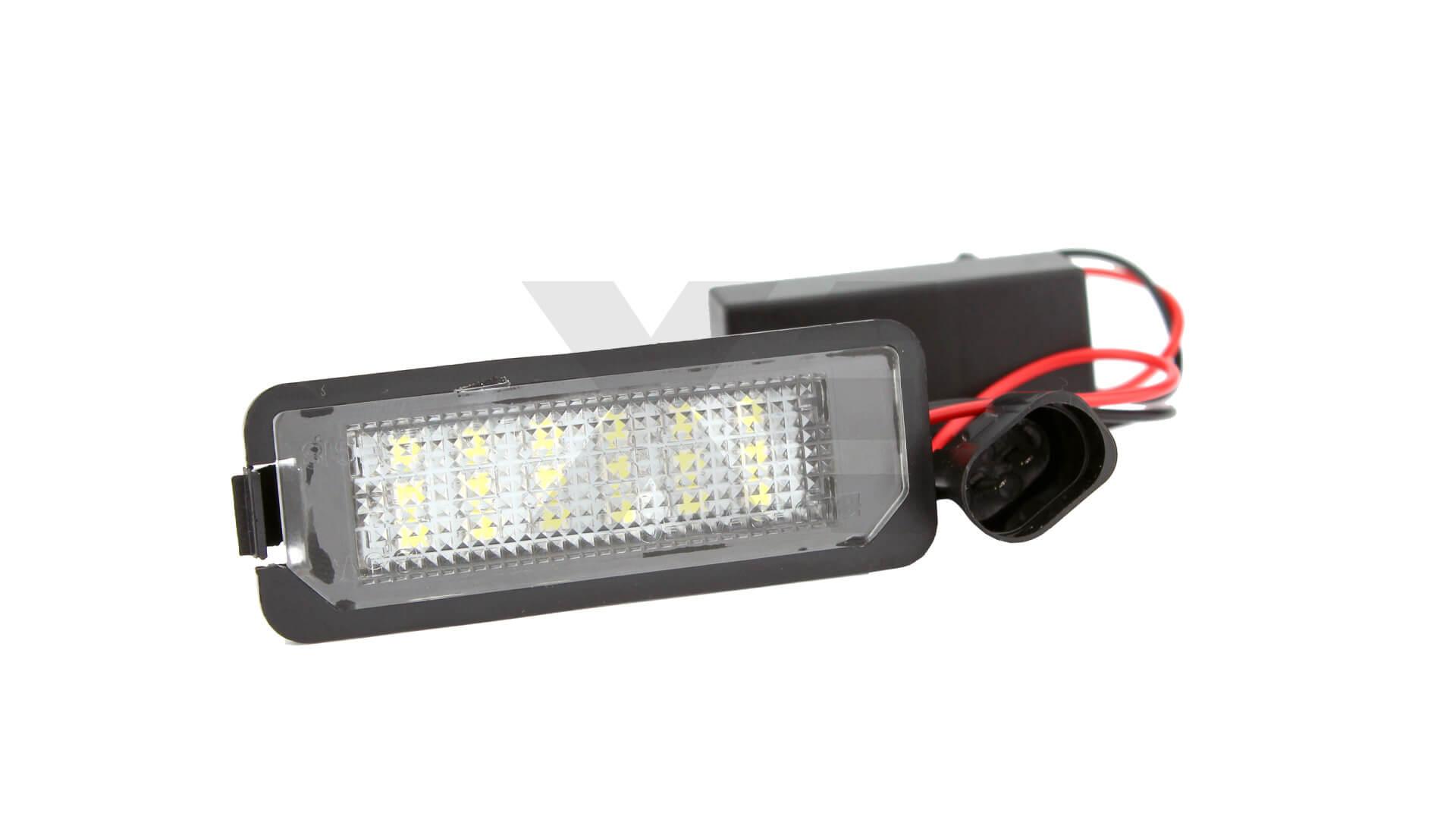 Kit Plafoniere LED Targa Volkswagen (Golf 7, etc.)