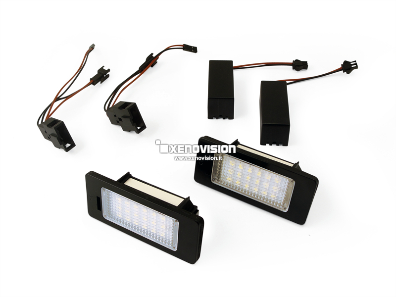Kit Plafoniere LED Targa VW Passat