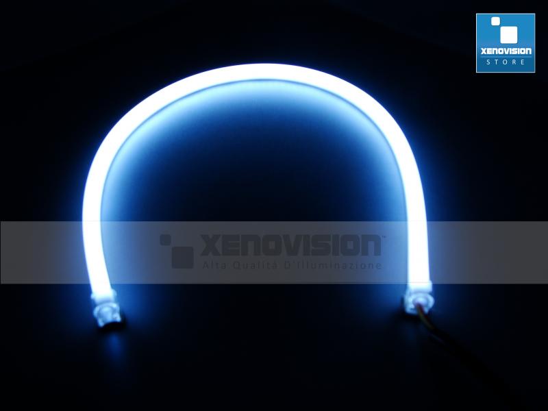 Plafoniere Neon 2x : Kit strip strisce led drl e frecce switchback tubo neon