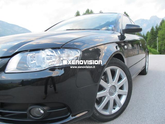 Kit Xenon Audi A4 - 2008 in poi - Xenon 35W e Posizione - 6100k