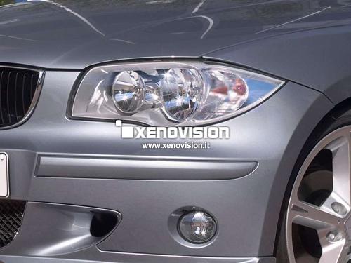 Kit Xenon BMW Serie 1 E87 - 2004 a 2011 - Xenon 35W e Led - 5300k