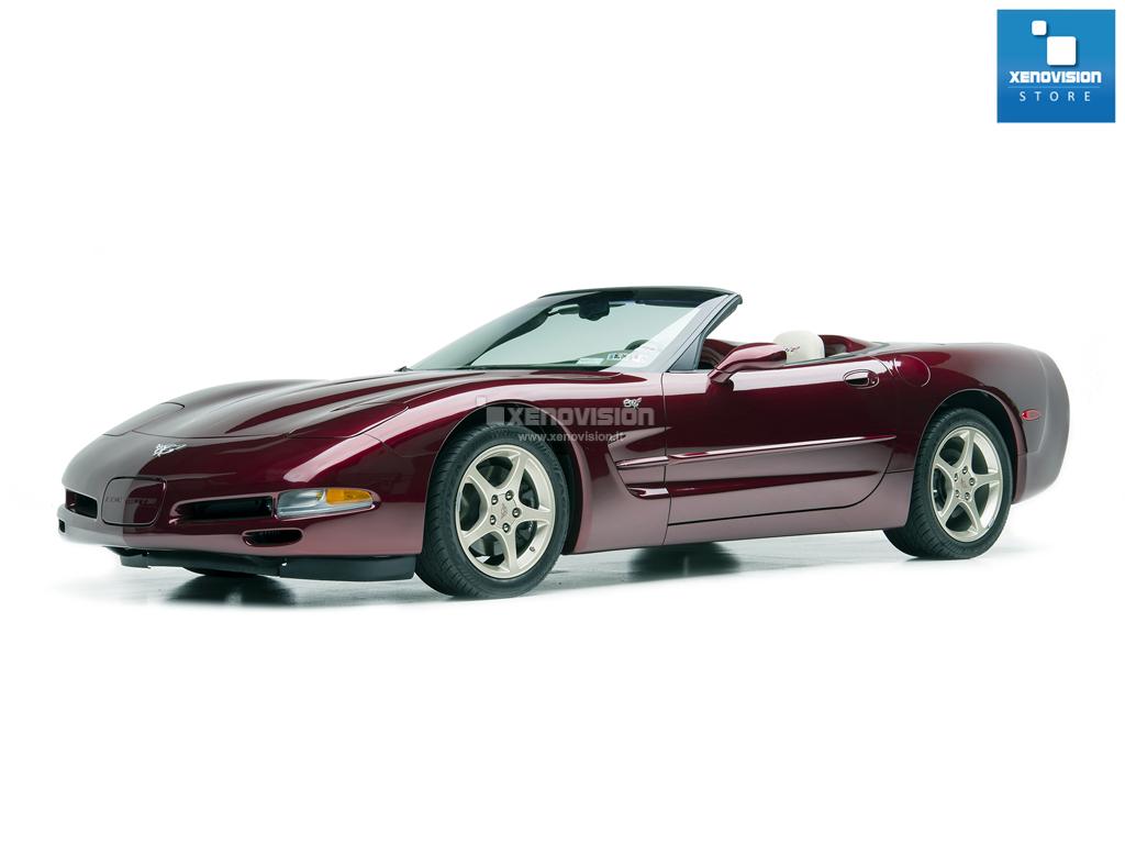 Kit Xenon Chevrolet Corvette C5 - 1997 al 2004 - Xenon 35W - 5000k