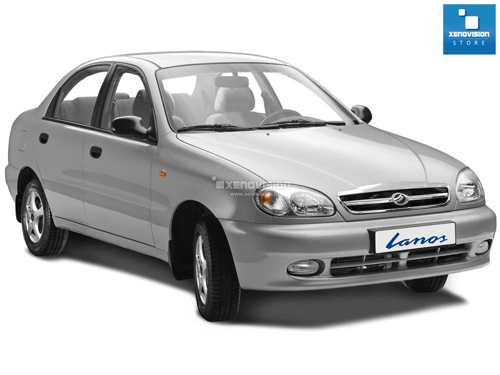 Kit Xenon Daewoo Lanos - 1997 al 2002 - Bixenon 35W - 5000k