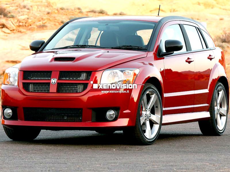 Kit Xenon Dodge Caliber - 2006 in poi - BiXenon 35W - 6000k