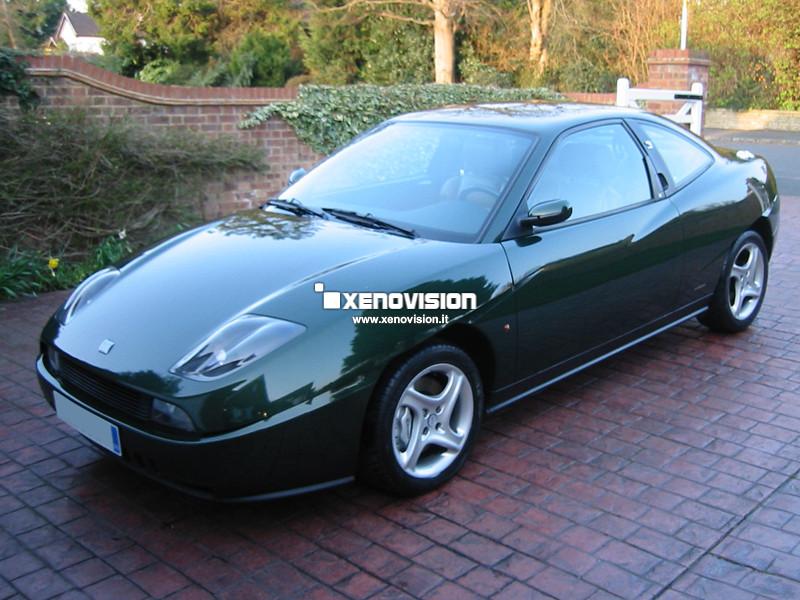 Kit Xenon Fiat Coupe - 1994 al 2000 - Xenon 35W - 5000k