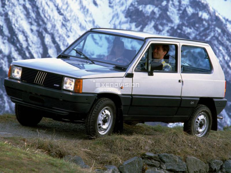 Kit Xenon Fiat Panda - 1980 al 2004 - BiXenon 35W - 5000k
