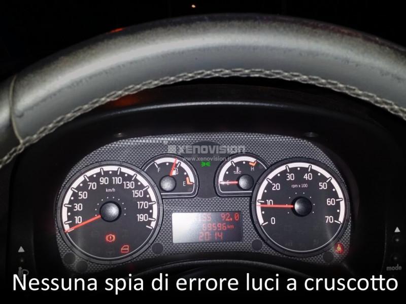 Kit Xenon Fiat Panda Cross - 2005 a 2012 - Xenon 35W e Luci Posizione - 6000k