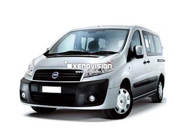 Kit Xenon Fiat Scudo - Faro con H7 - Xenon 35W e Luci Posizione - 6100k