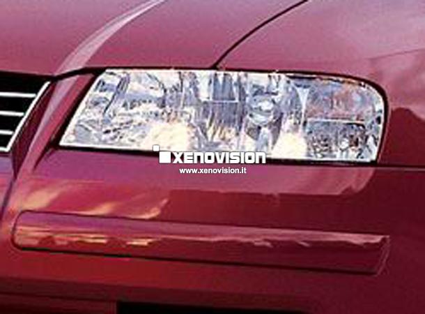 Kit Xenon Fiat Stilo - 2001 in poi - Xenon 35W e Led Posizione - 5000k
