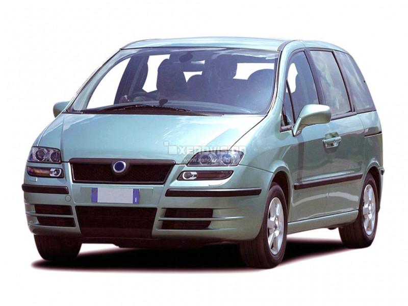 Kit Xenon Fiat Ulysse - 2002 al 2011 - Xenon 35W - 6000k