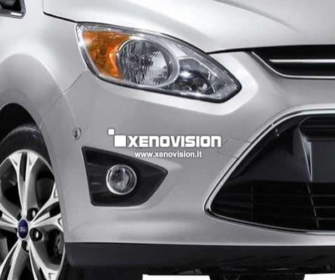 Kit Xenon Ford C-Max dal 2012 al 2015 - Xenon 35W e Led - 6100k