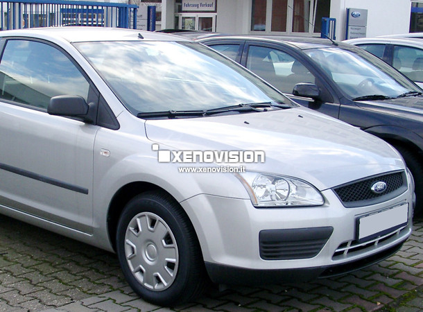 Kit Xenon Ford Focus - Parabola - 2004 a 2011 - Xenon 35W e Led - 6000k