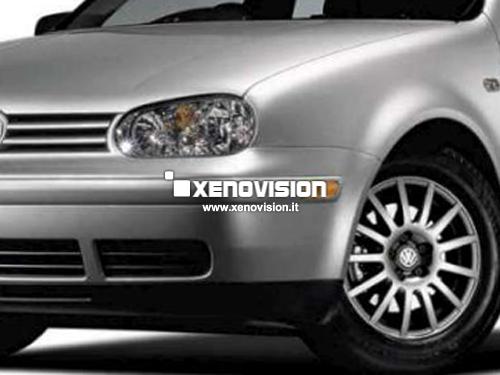 Kit Xenon Golf IV - 1997 al 2004 - Xenon 35W e Led Posizione - 6000k