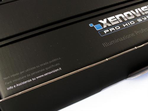 Kit Xenon H1 4300k 35W 64Bit Alta Qualita Xenovision Bianco Solare