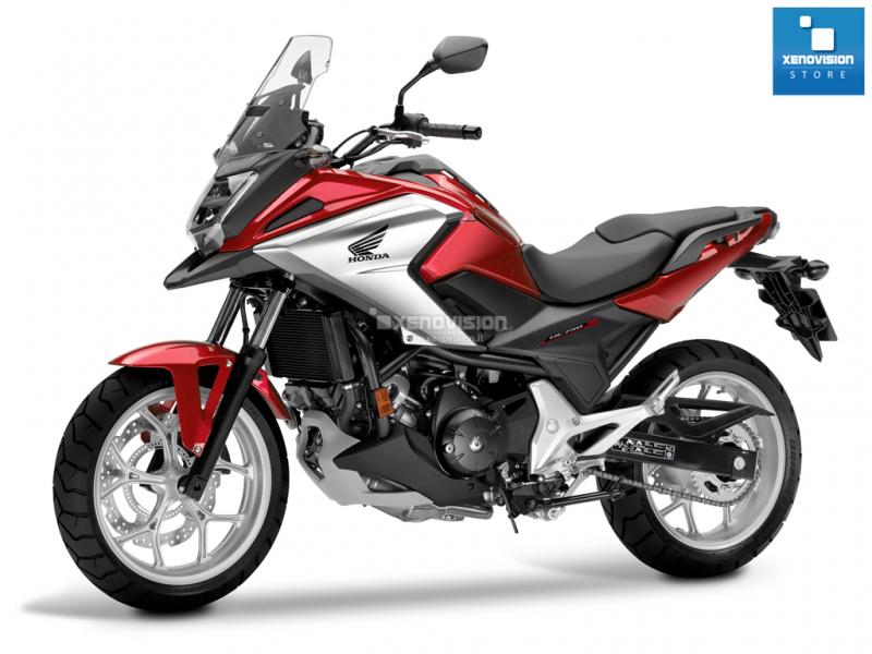 Kit Xenon Honda NC 750 X - 2013 in poi - BiXenon 35W e Led Posizione - 6000k