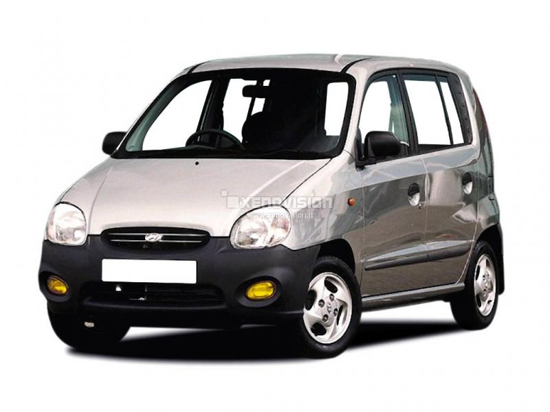 Kit Xenon Hyundai Atos - 1997 al 2008 - BiXenon 35W - 6000k