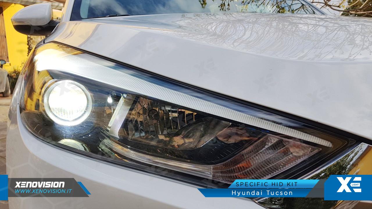 Kit Xenon Hyundai Tucson - 2009 in poi - Xenon 35W - 6100k