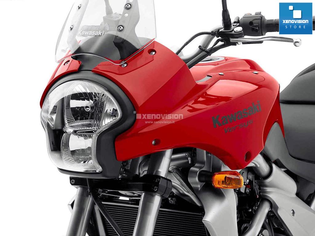 Kit Xenon Kawasaki Versys - 2006 in poi - Anabb. + Abb. Xenon 35W - 5000k