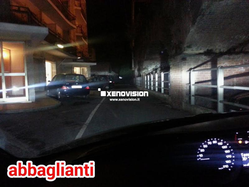 Kit Xenon Lancia Ypsilon - 2011 in poi - BiXenon 35W e Led - 6000k