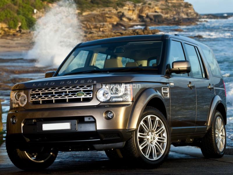 Kit Xenon Land Rover Discovery IV - 2010 in poi - Xenon 35W - 5000k