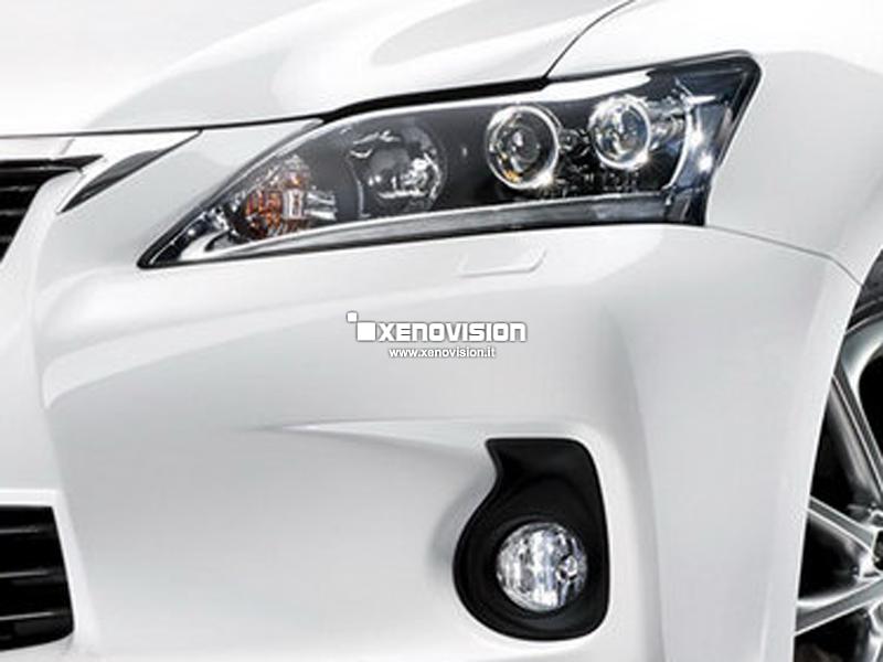 Kit Xenon Lexus CT200h - 2011 in poi - Xenon 35W - 6000k