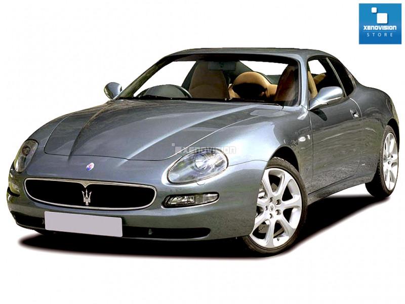 Kit Xenon Maserati 3200 4200 GT - 1998 in poi - Xenon 35W e Led Posizione - 5000k