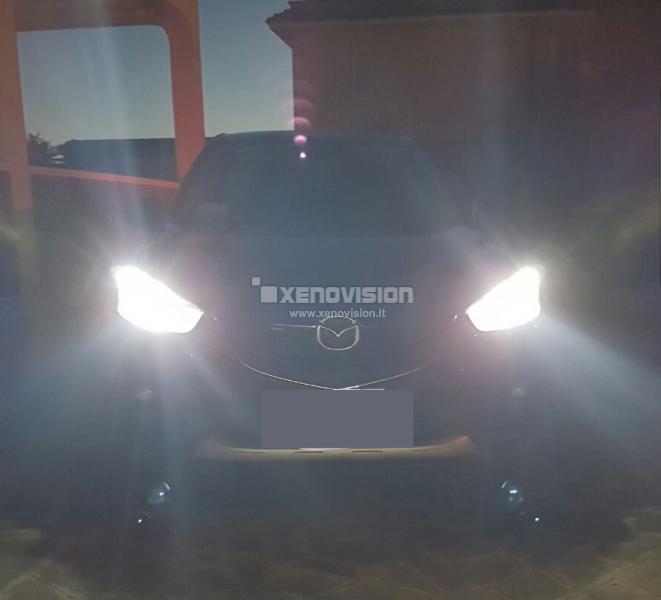 Kit Xenon Mazda CX-5 - 2012 in poi - Xenon 35W - 5000k