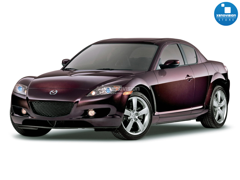 Kit Xenon Mazda RX8 - 2003 al 2012  - Xenon 35W - 6000k