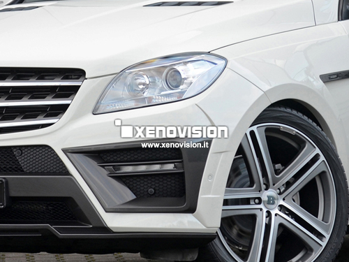 Kit Xenon Mercedes ML W166 - 2011 in poi - Xenon 35W e Posizione - 6100k
