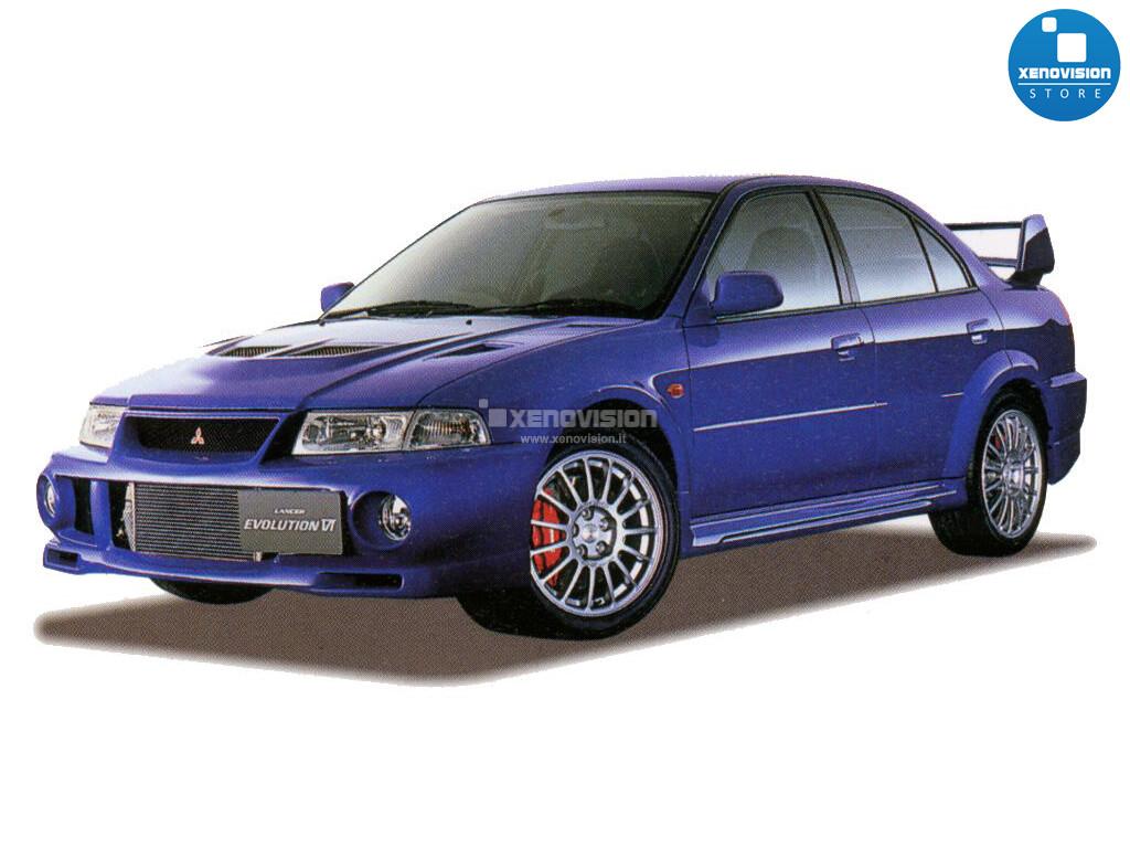 Kit Xenon Mitsubishi Lancer Evolution VI - 1999 al 2001 - BiXenon 35W - 6000k