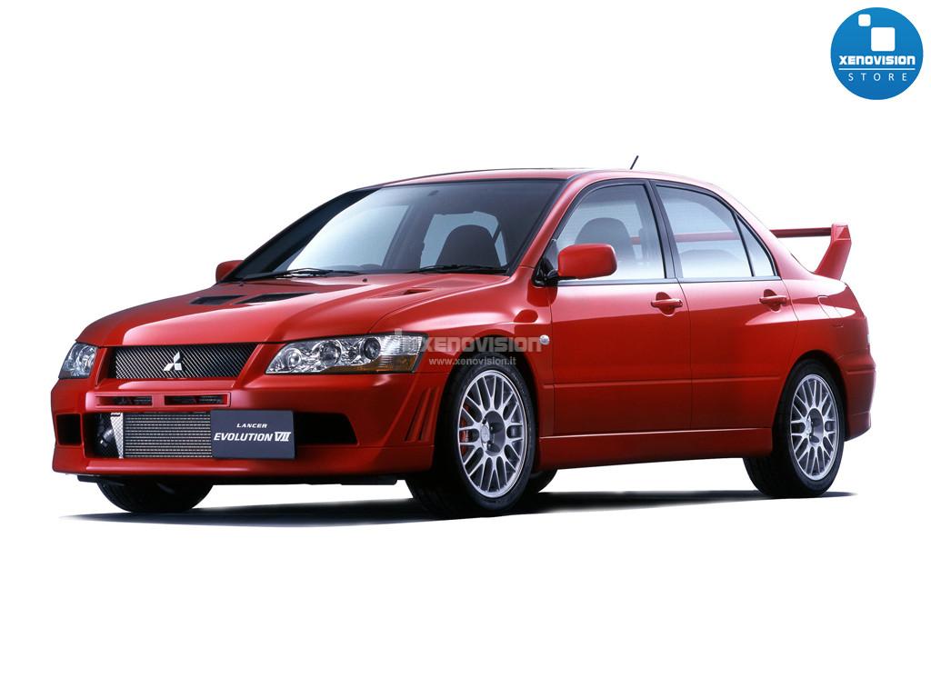 Kit Xenon Mitsubishi Lancer Evolution VII - 2001 al 2003 - Xenon 35W - 6000k