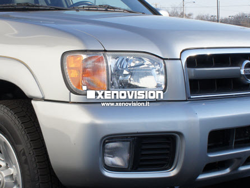 Kit Xenon Nissan Pathfinder - 1997 a 2004 - BiXenon 55W e Led - 5300k