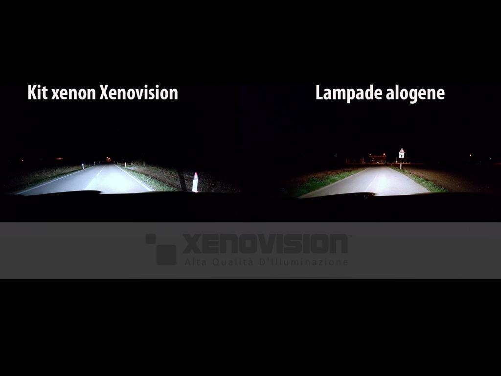 Kit Xenon Nissan Qashqai - 2014 in poi - Xenon 35W - 5000k