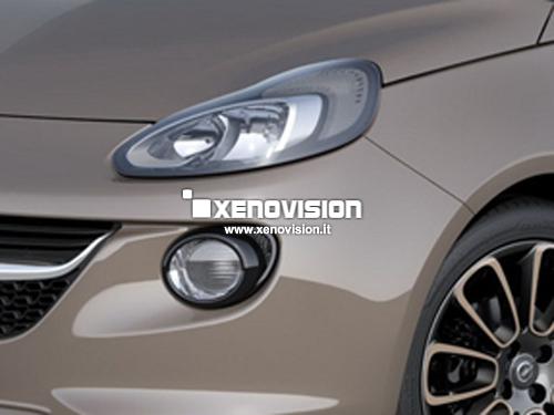 Kit Xenon Opel Adam - da 2013 a 2016 - Xenon 35W in tinta con i Led