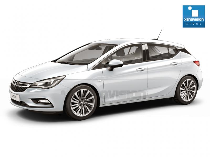 Kit Xenon Opel Astra K Plug&Play Specifico