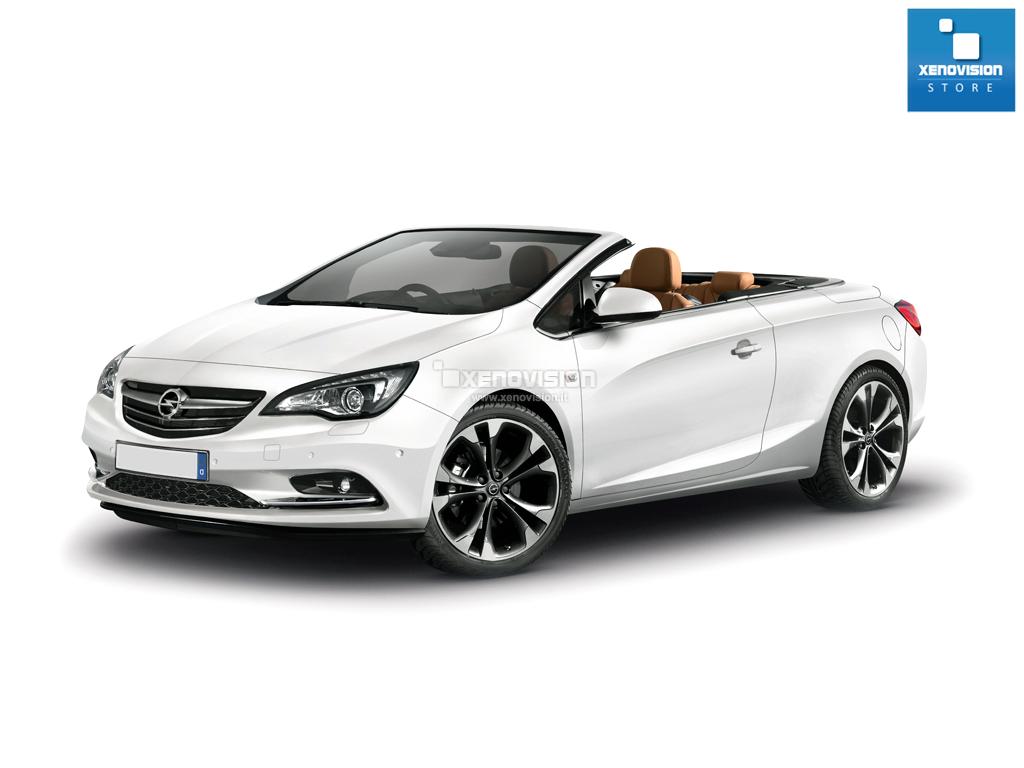 Kit Xenon Opel Cascada - 2013 in poi - Xenon 35W 6000k