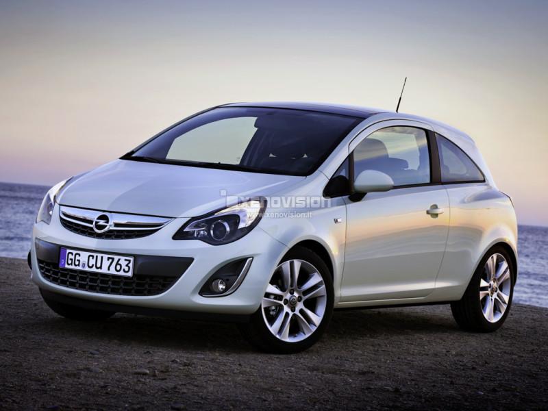 Kit Xenon Opel Corsa - 2013 lampade H9B/H11B - Xenon 35W e DRL 6000k