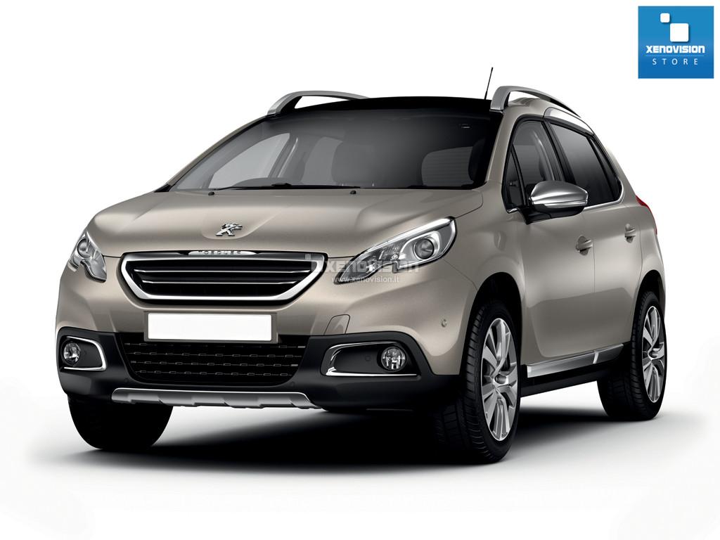 Kit Xenon Peugeot 2008 - 2013 in poi - Xenon 35W - 6000k